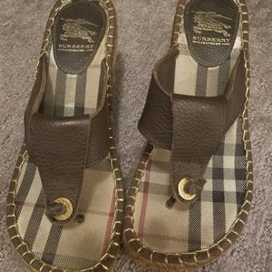 Burberry Shoes - Burberry wedges